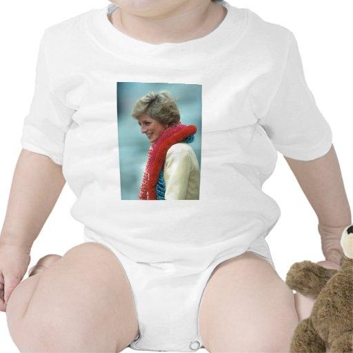 Princesa Diana Hong Kong 1989 Camiseta