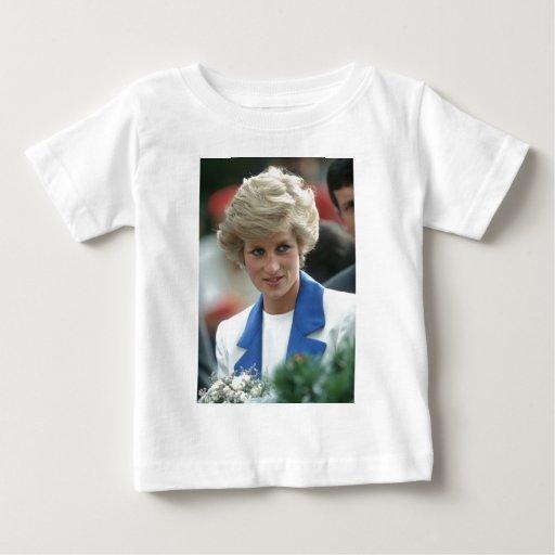 Princesa Diana Hong Kong 1989 Remera