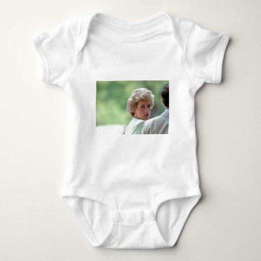 Princesa Diana Hungría 1990 Body Para Bebé