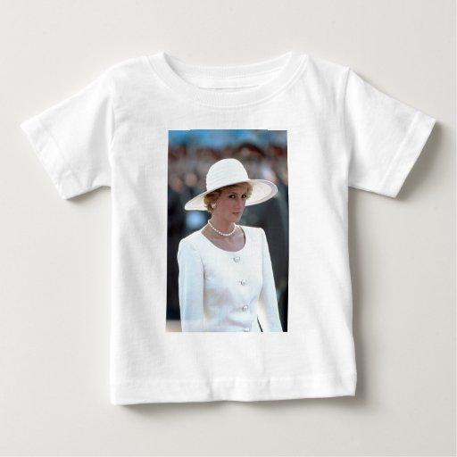 Princesa Diana Hungría 1990 Camisas