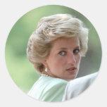Princesa Diana Hungría 1990 Etiqueta