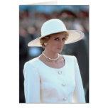 Princesa Diana Hungría 1990 Felicitaciones