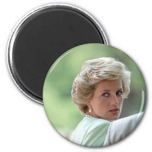 Princesa Diana Hungría 1990 Imán