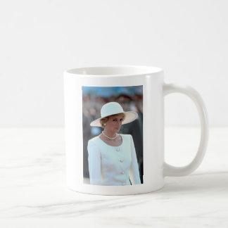 Princesa Diana Hungría 1990 Taza De Café