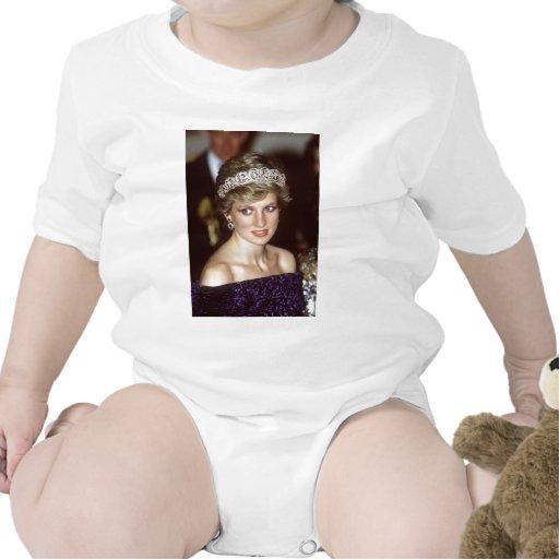 Princesa Diana Portugal Camisetas