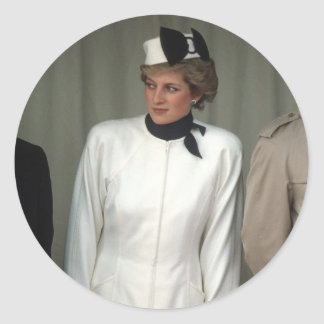 Princesa Diana Portugal Pegatina