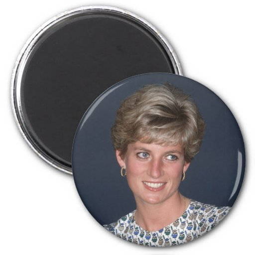Princesa Diana, Río de Janeiro, el Brasil Iman De Nevera
