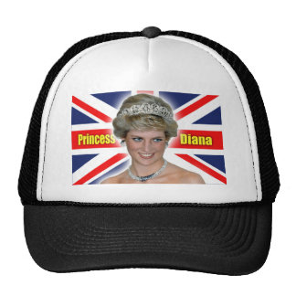 ¡Princesa Diana Stunning de HRH! Gorro