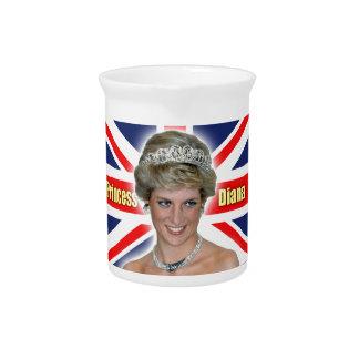 ¡Princesa Diana Stunning de HRH! Jarra