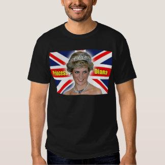 ¡Princesa Diana Stunning de HRH! Playera
