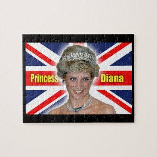 ¡Princesa Diana Stunning de HRH! Puzzle