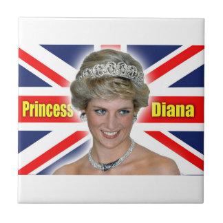 ¡Princesa Diana Stunning de HRH! Teja Ceramica