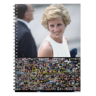 ¡Princesa Diana - todas las fotos de HRH! Note Book
