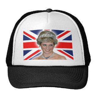 Princesa Diana Union Jack de HRH Gorra