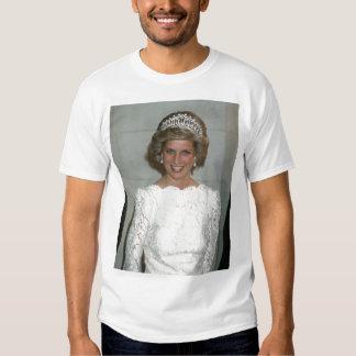 Princesa Diana Washington 1985 Remeras