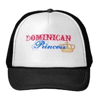 Princesa dominicana gorros