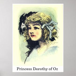 Princesa Dorothy de la onza Póster