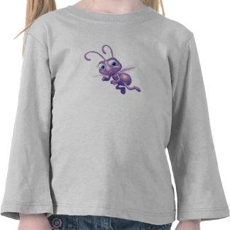 Princesa Dot de la vida del insecto de Disney Camiseta