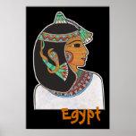 Princesa egipcia poster