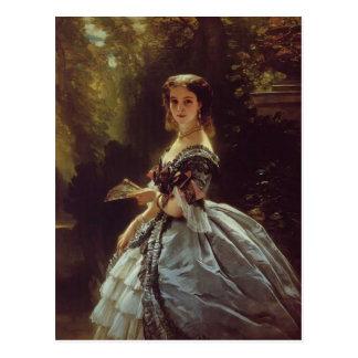 Princesa Elizabeth Belosselsky de Francisco Winter Postales