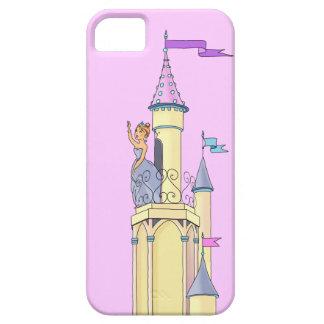 Princesa en el castillo del cuento de hadas - iPhone 5 carcasas