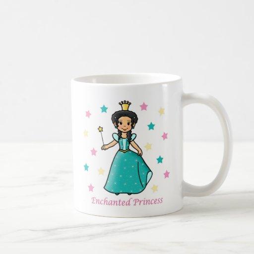 Princesa encantada tazas