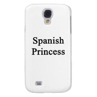 Princesa española funda para galaxy s4