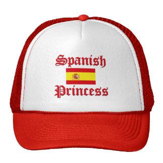 Princesa española gorro