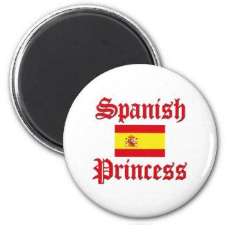 Princesa española iman
