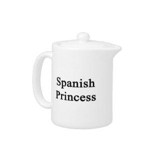 Princesa española