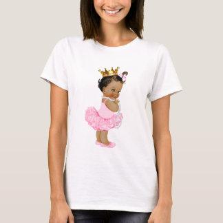 Princesa étnica Baby Playera