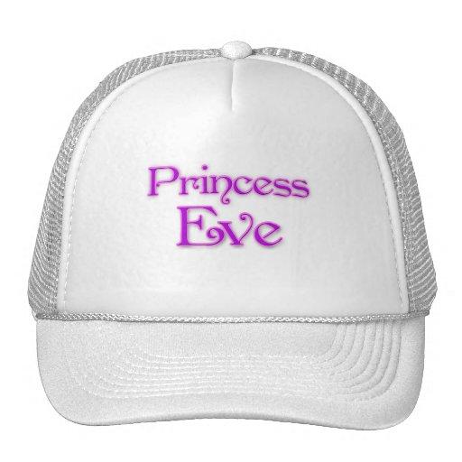 Princesa Eve Gorra