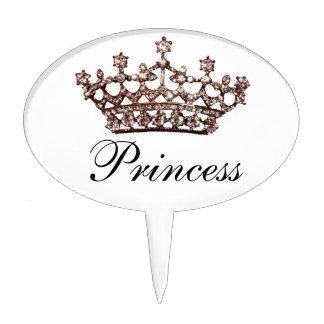 """""""Princesa """" Figura De Tarta"""
