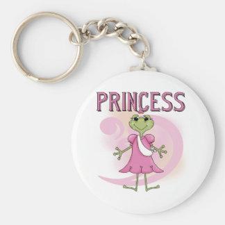Princesa Froggie Llavero