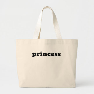 PRINCESA genérica camisetas Bolsas