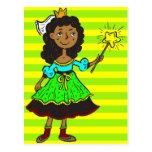 Princesa Girl Postal