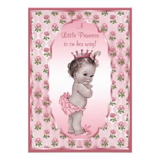 Princesa Girl y fiesta de bienvenida al bebé Comunicado