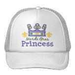 Princesa Hat del carnaval Gorro