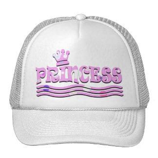 Princesa Hat del lunar Gorra