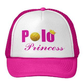 Princesa Hat del polo Gorras