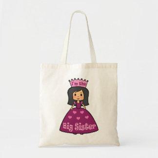 Princesa hermana grande bolsa