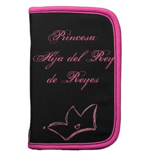 Princesa: Hija del Rey de Reyes Organizers
