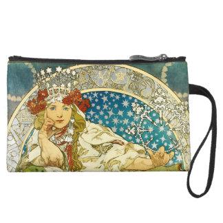 Princesa Hyacinth Art Nouveau de Alfonso Mucha