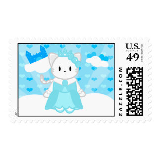 Princesa Ice Postage Timbre Postal
