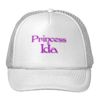 Princesa Ida Gorro De Camionero