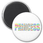 Princesa Imán Para Frigorifico
