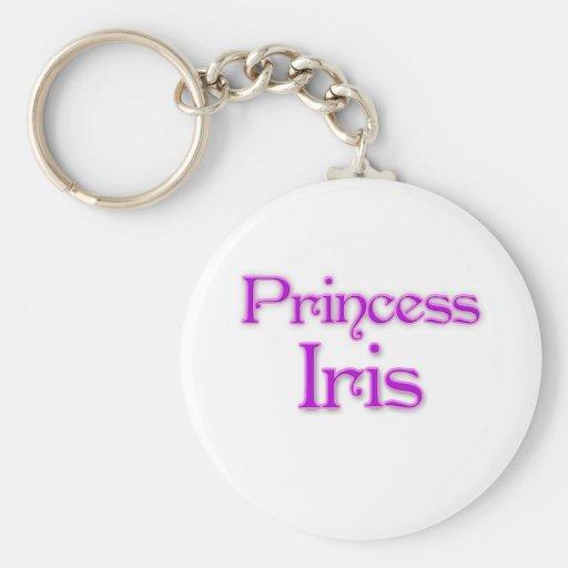 Princesa Iris Llaveros Personalizados