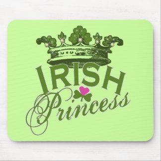 Princesa irlandesa alfombrilla de raton