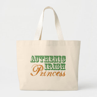Princesa irlandesa auténtica bolsa