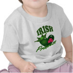 Princesa irlandesa camiseta